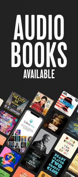 Libro.fm Audiobooks available