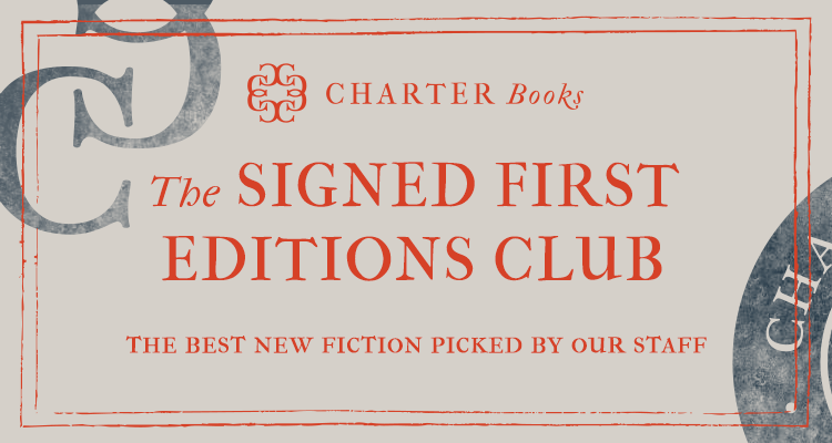 Signed First Editions Club Banner
