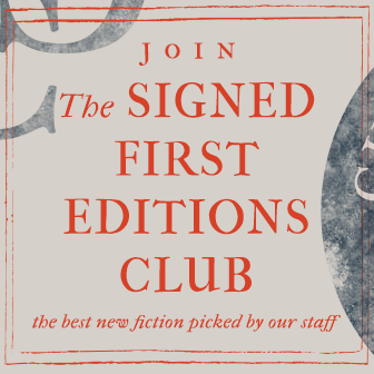 Join the Signed First Editions Club